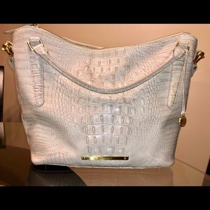 Authentic Brahmin Norah Angora Melbourne Handbag